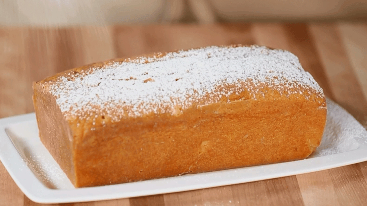 Two Secrets to Meltingly Good Pound Cake