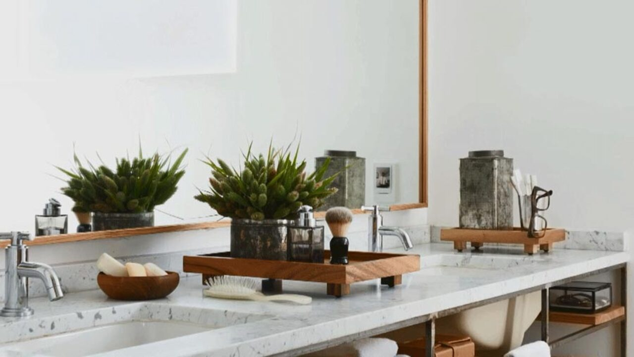 Trend to Try: Raw Wood Accents