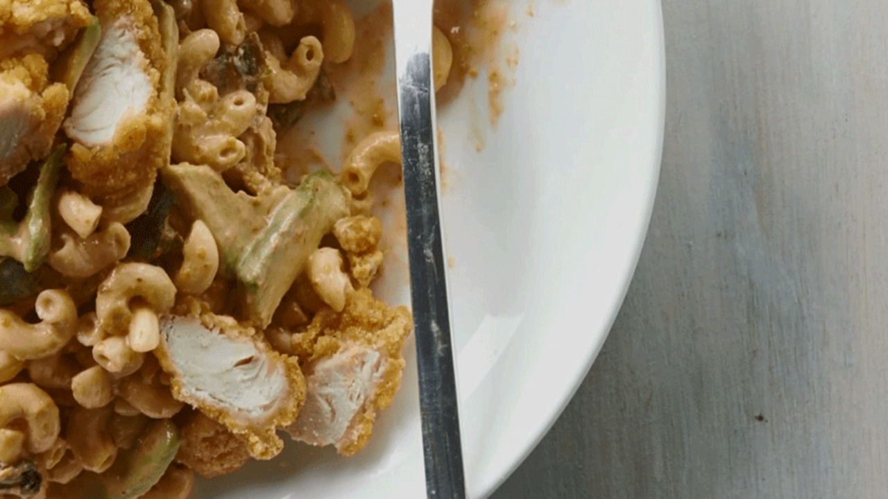 How to Make Southwestern Chicken and Macaroni Salad