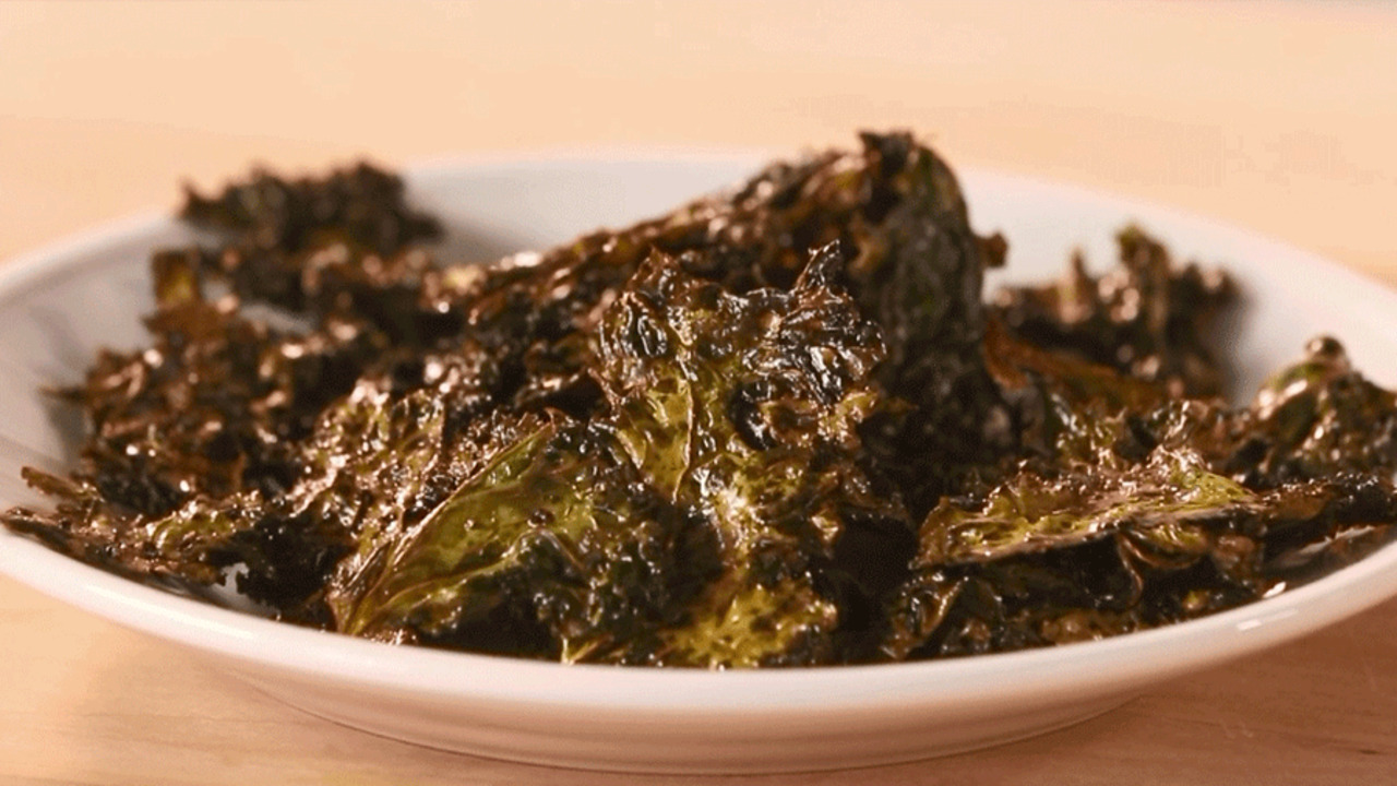 Bake Your Own Kale Chips