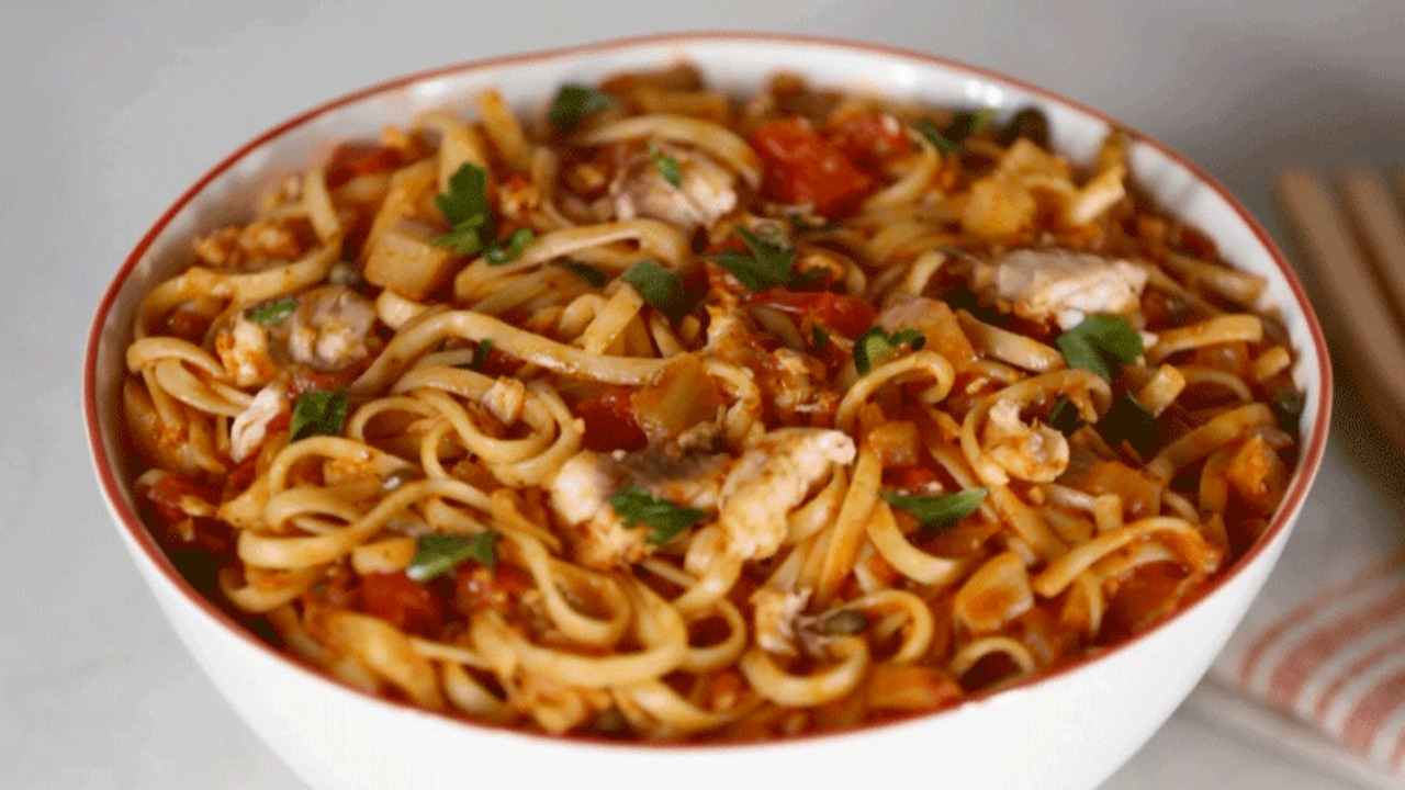 Tilapia Pasta: A Fast and Flavorful Weeknight Meal