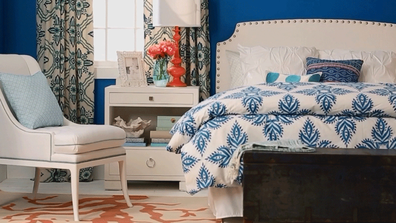 Choosing a Bedroom Color Scheme
