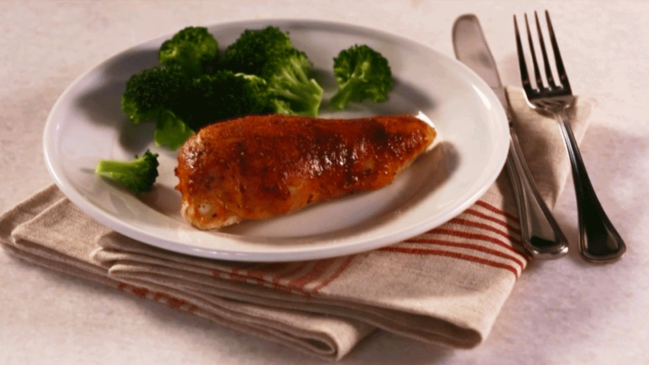 How to Bake Chicken Breasts