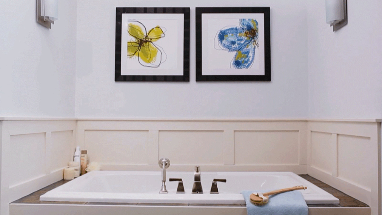 Clean Your Bathtub -- Better and Faster!