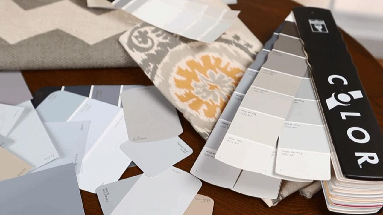 Choose the Perfect Cabinet Paint Color
