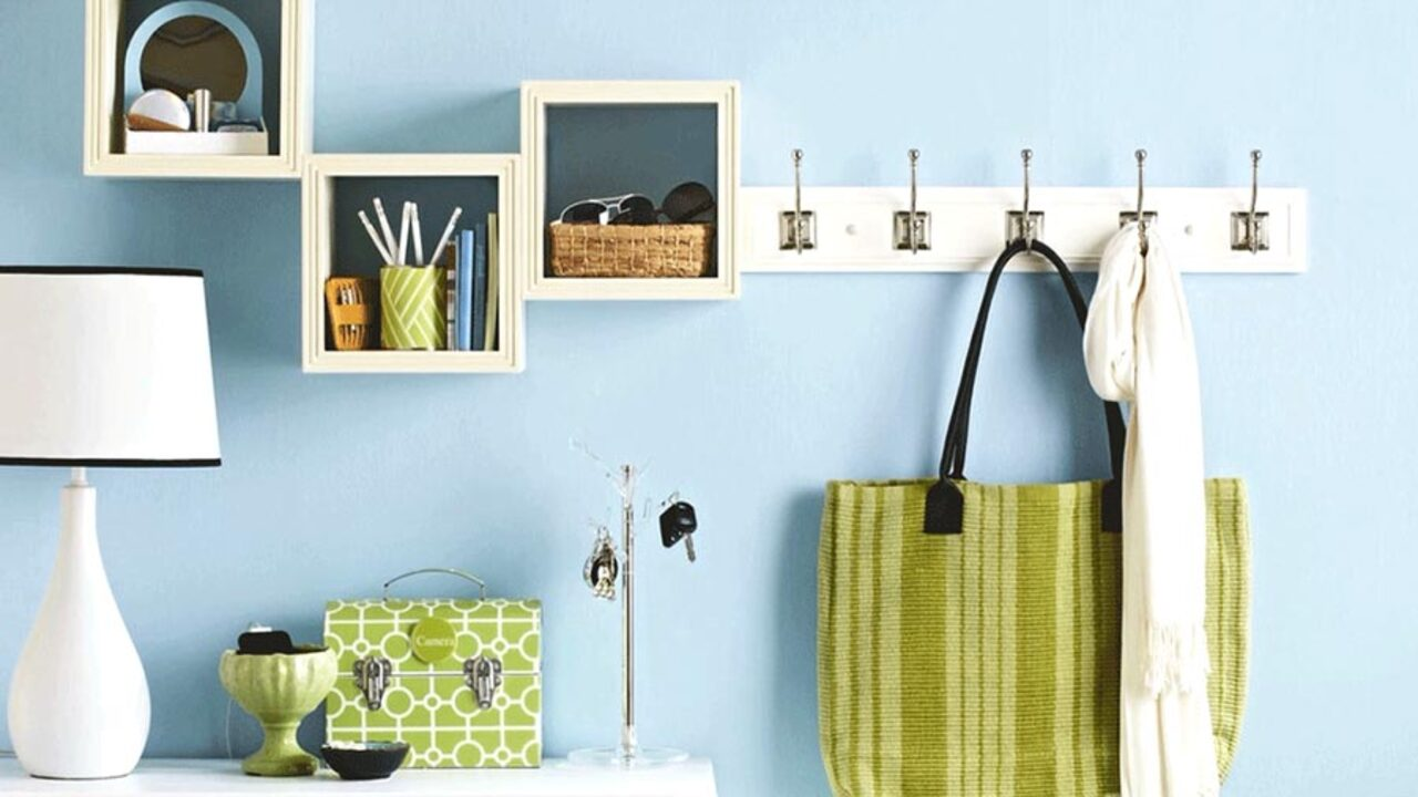 Small Entryway Solutions