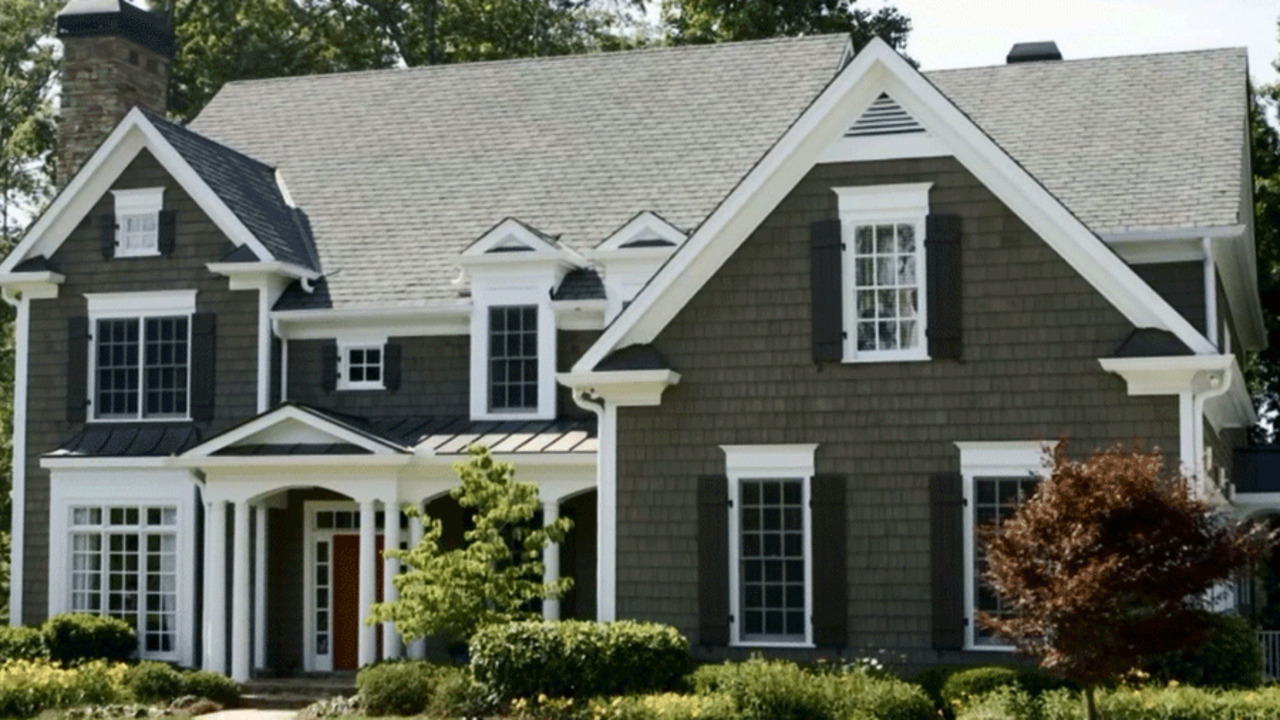 Find Perfect Exterior Paint Colors