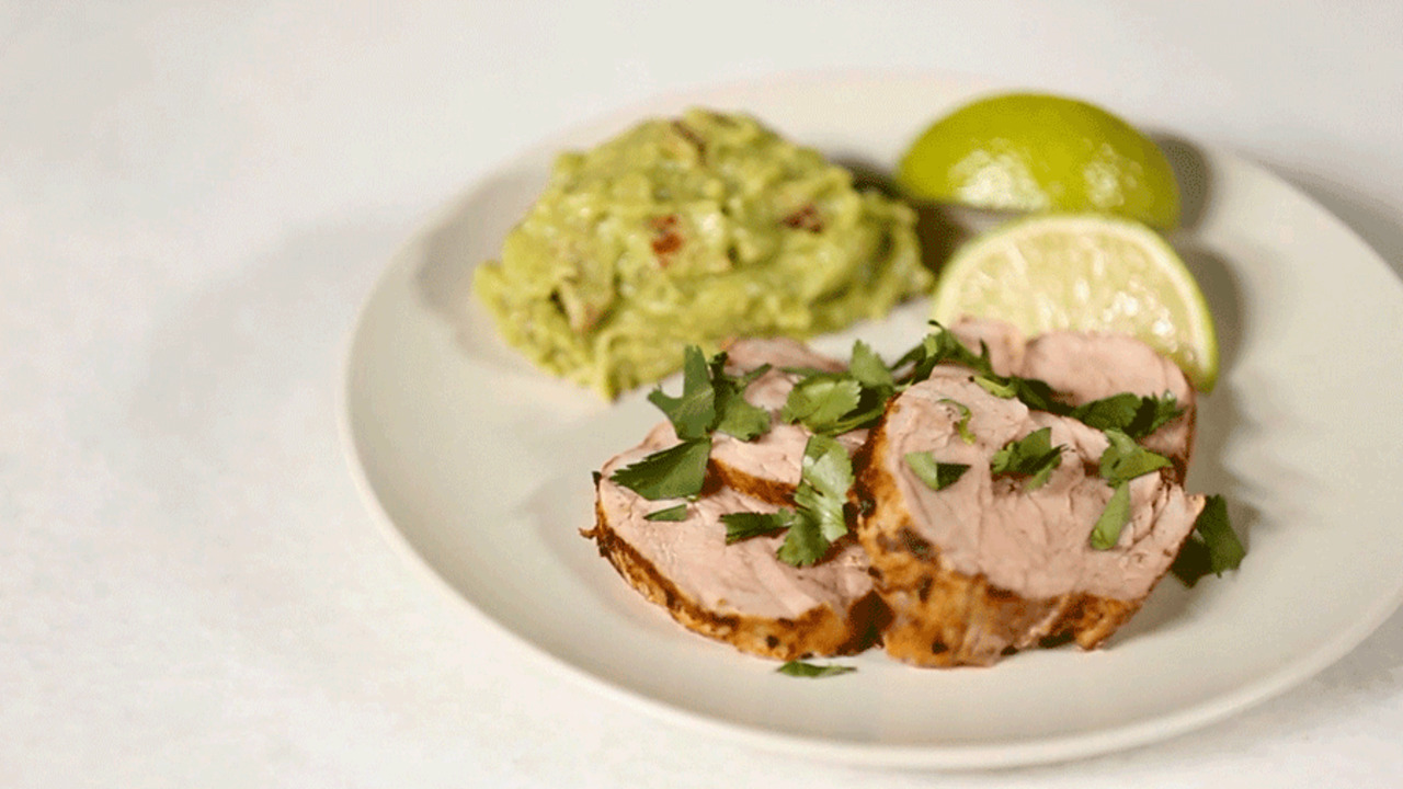 Grill It: Chile-Lime Pork