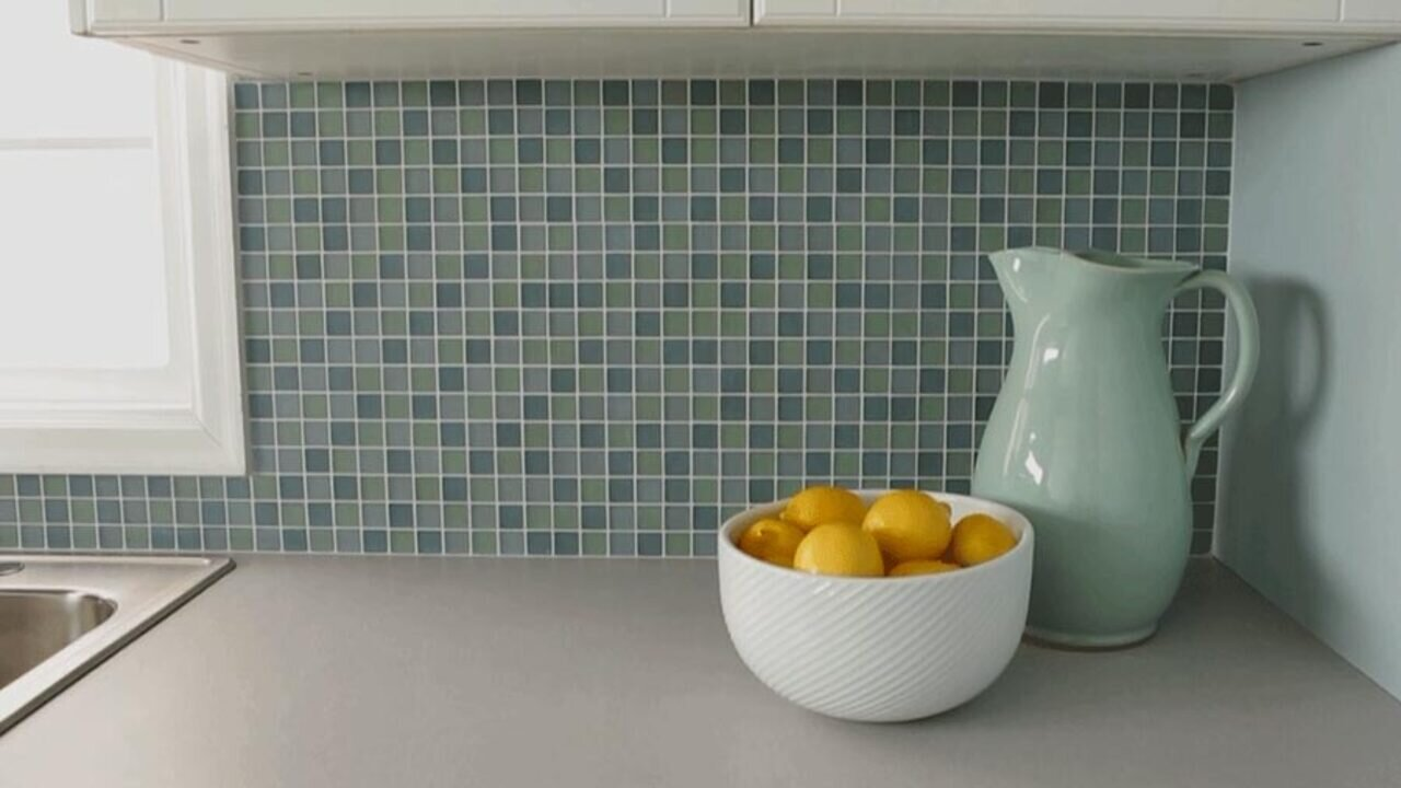 See How Easy It Is To Tile A Backsplash