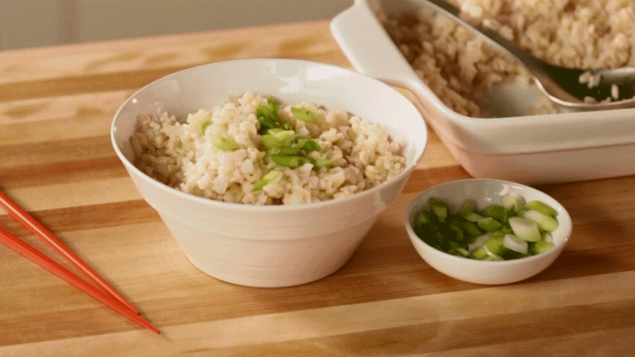 So-Easy Side: Brown Rice