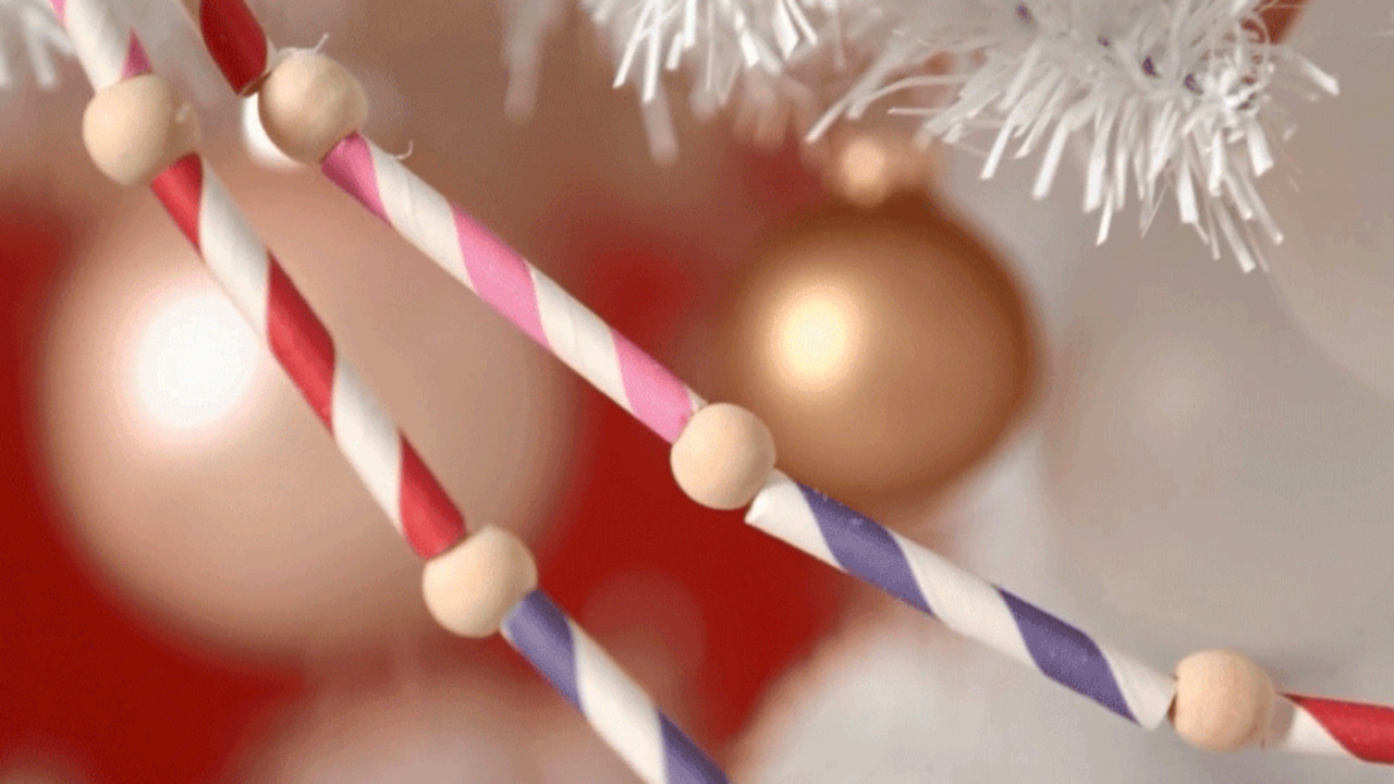 Not Your Normal Christmas Garlands
