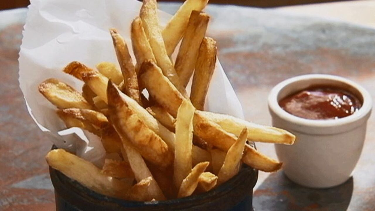Make Classic French Fries