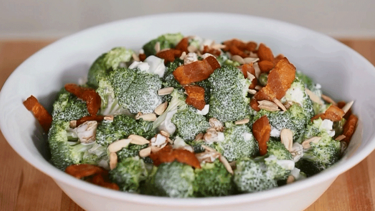 One Weird Trick for the Ultimate Broccoli Salad