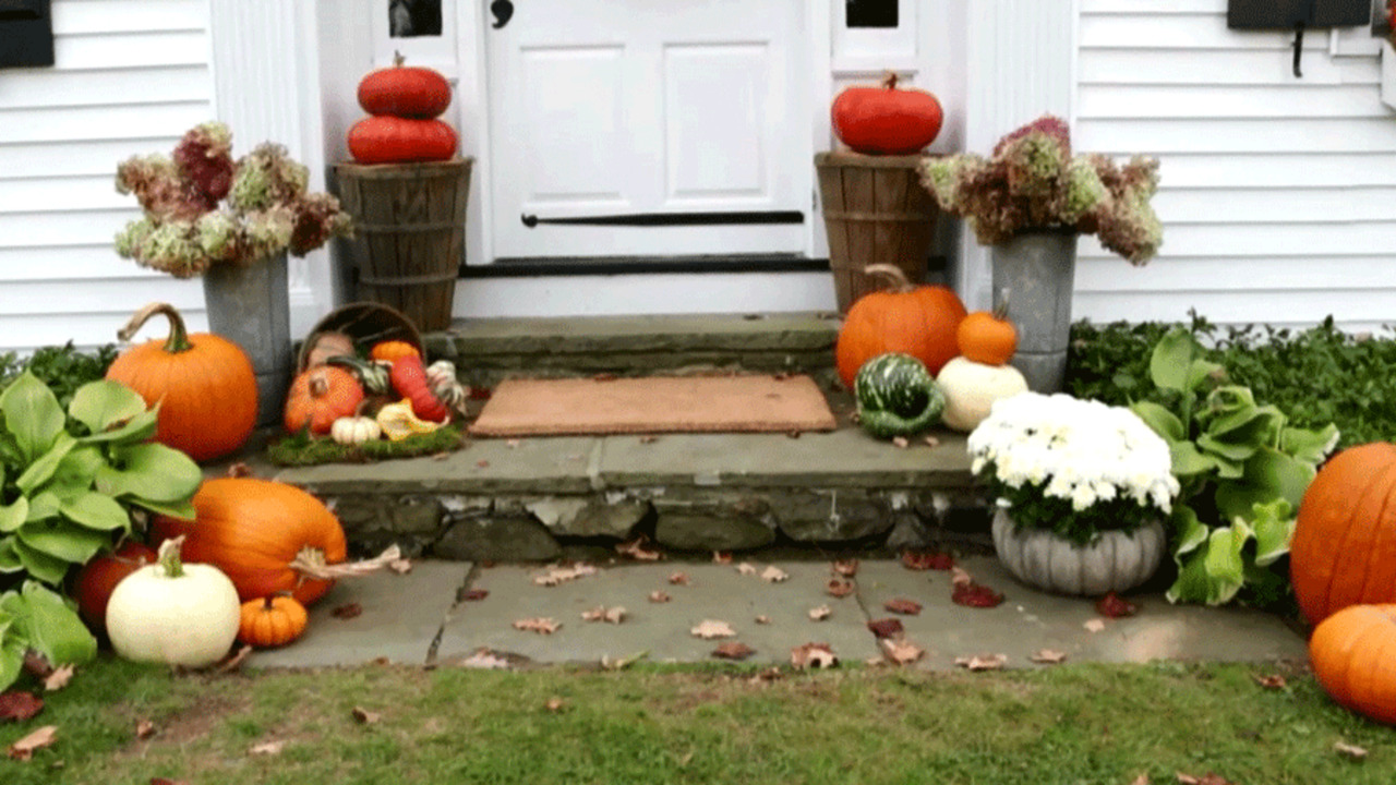 3 Tips for a Beautiful Fall Front Door