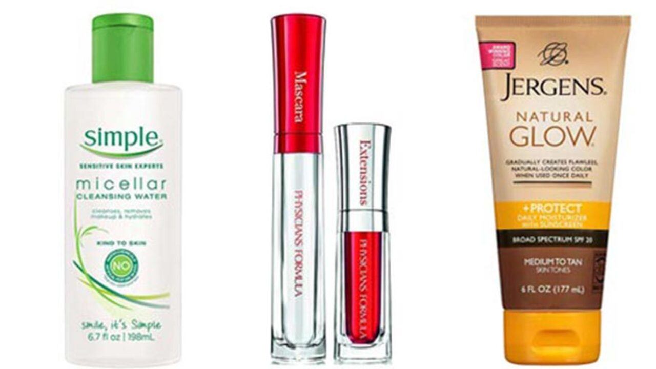 10 Miracle Drugstore Beauty Products