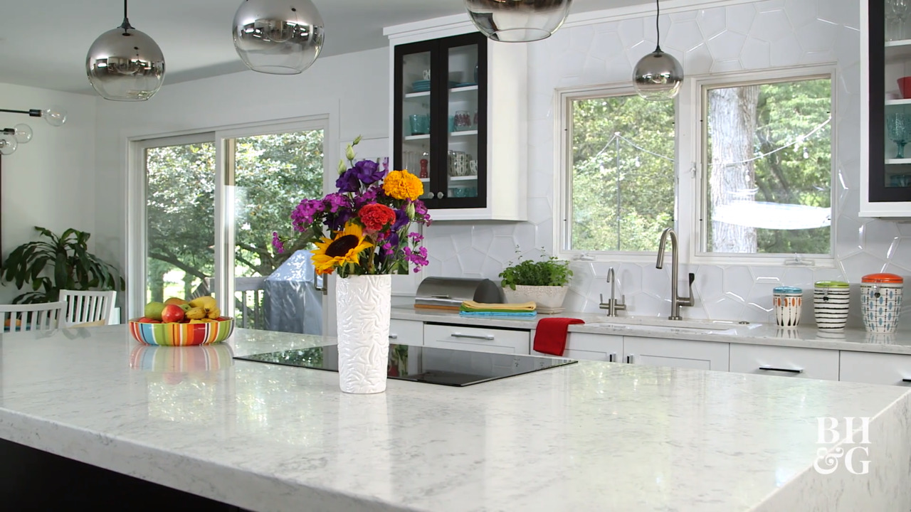 No-Fuss Ways to Add Kitchen Color