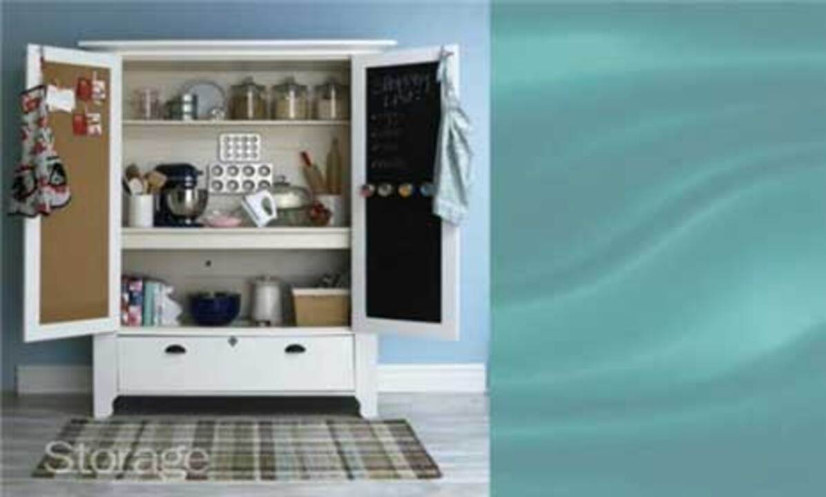 Make this Baking Cabinet