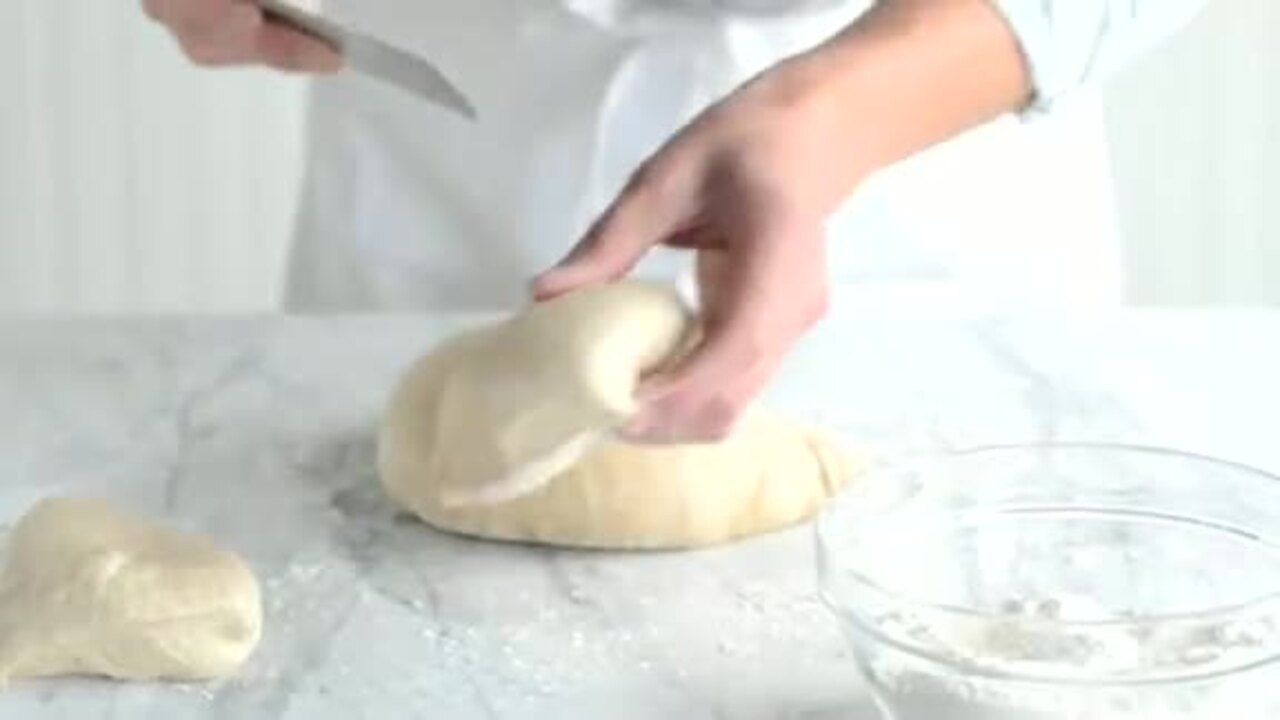 Shaping Perfect Pizza