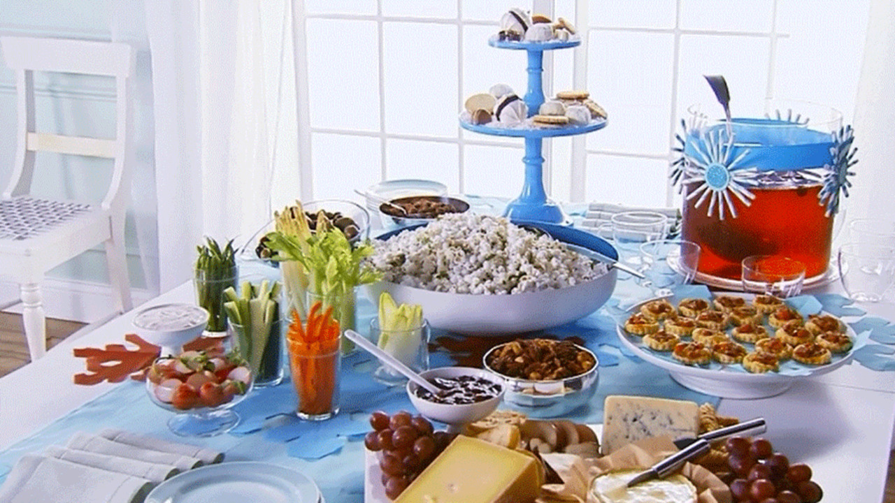 Buffet Party Food Ideas