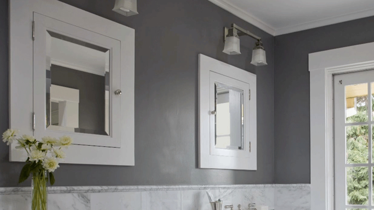 12 Popular Bathroom Paint Colors Our Editors Swear By | Better Homes & Gardens