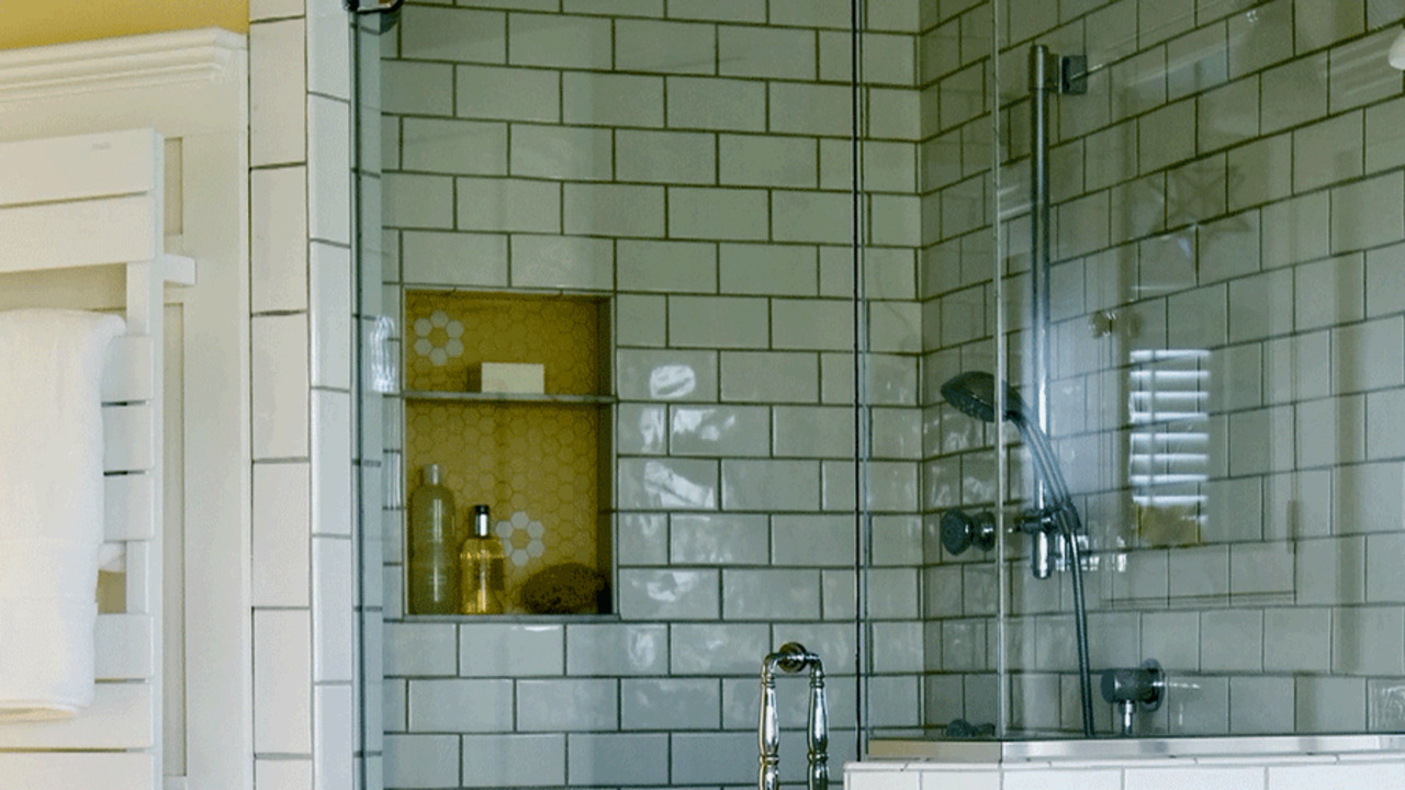 Stylish Shower Tile Ideas