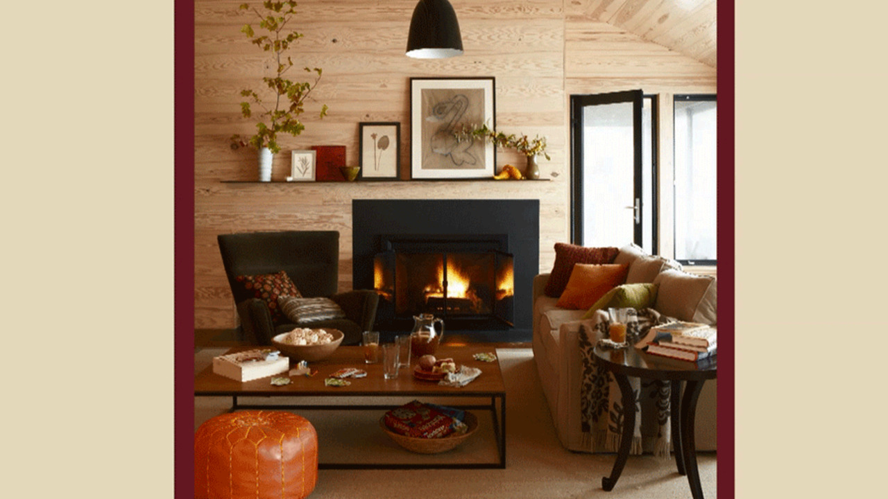 Gorgeous Fall Mantel Inspiration