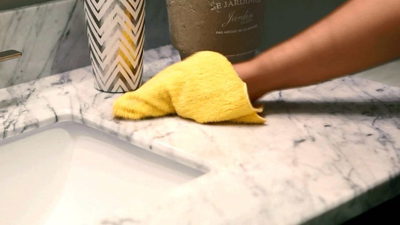 Learn the Trick to Cleaning Faster