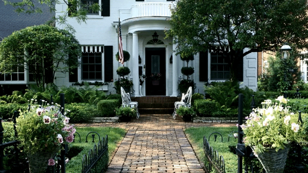 More Great Ways to Boost Curb Appeal