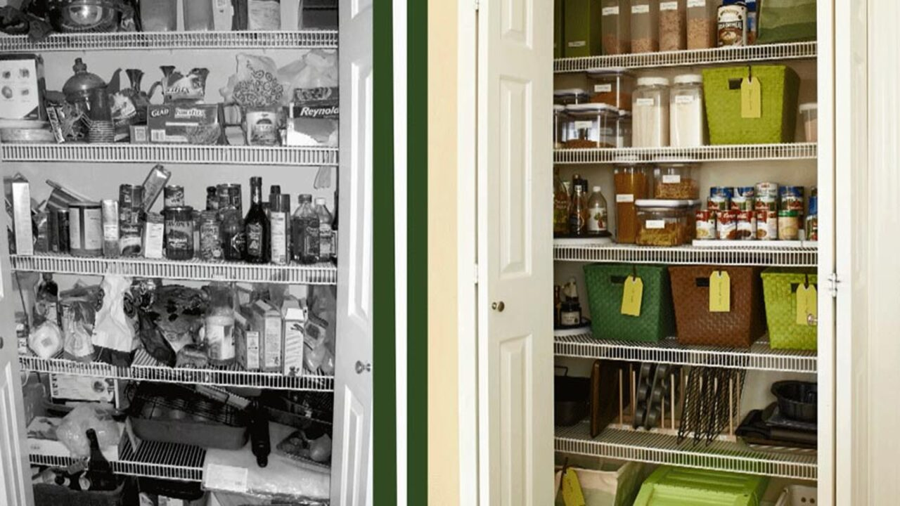 More About Pantry Storage