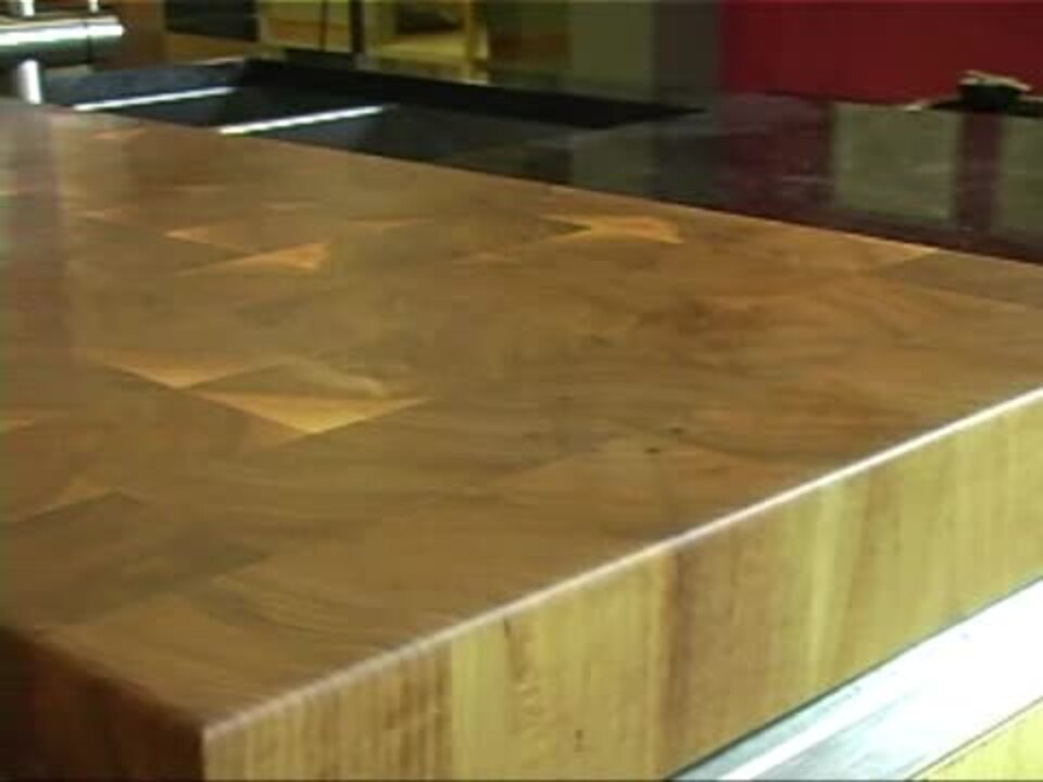 About Wood Countertops - and Other Alternatives