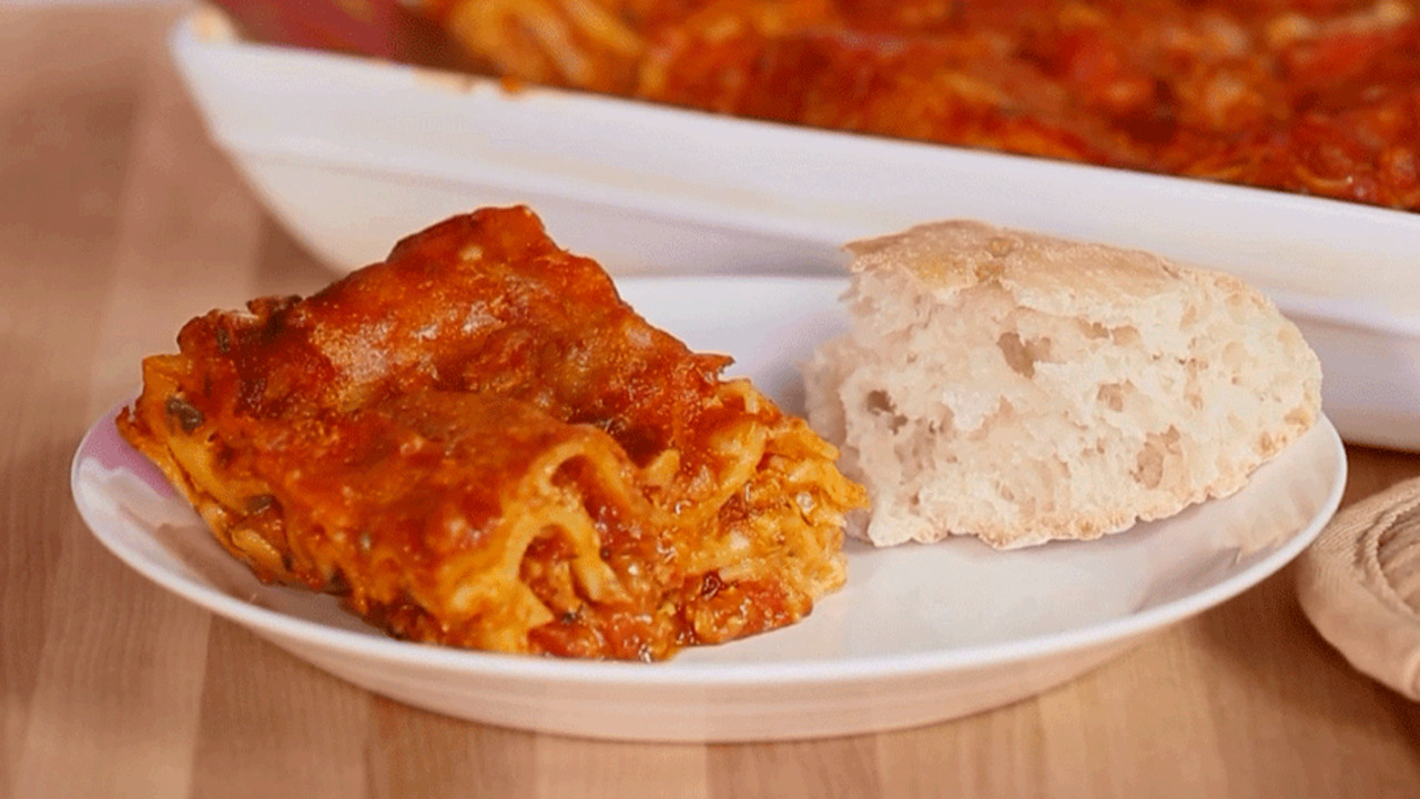 Your Lasagna Is Missing Something