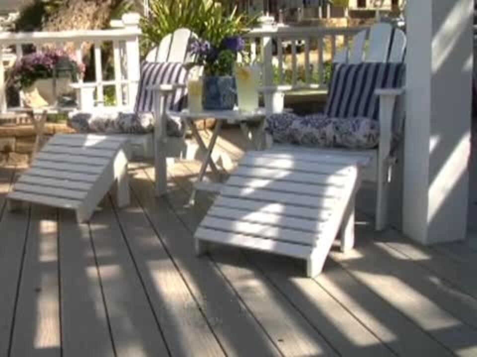 Watch: The Ultimate Guide to Decking Materials