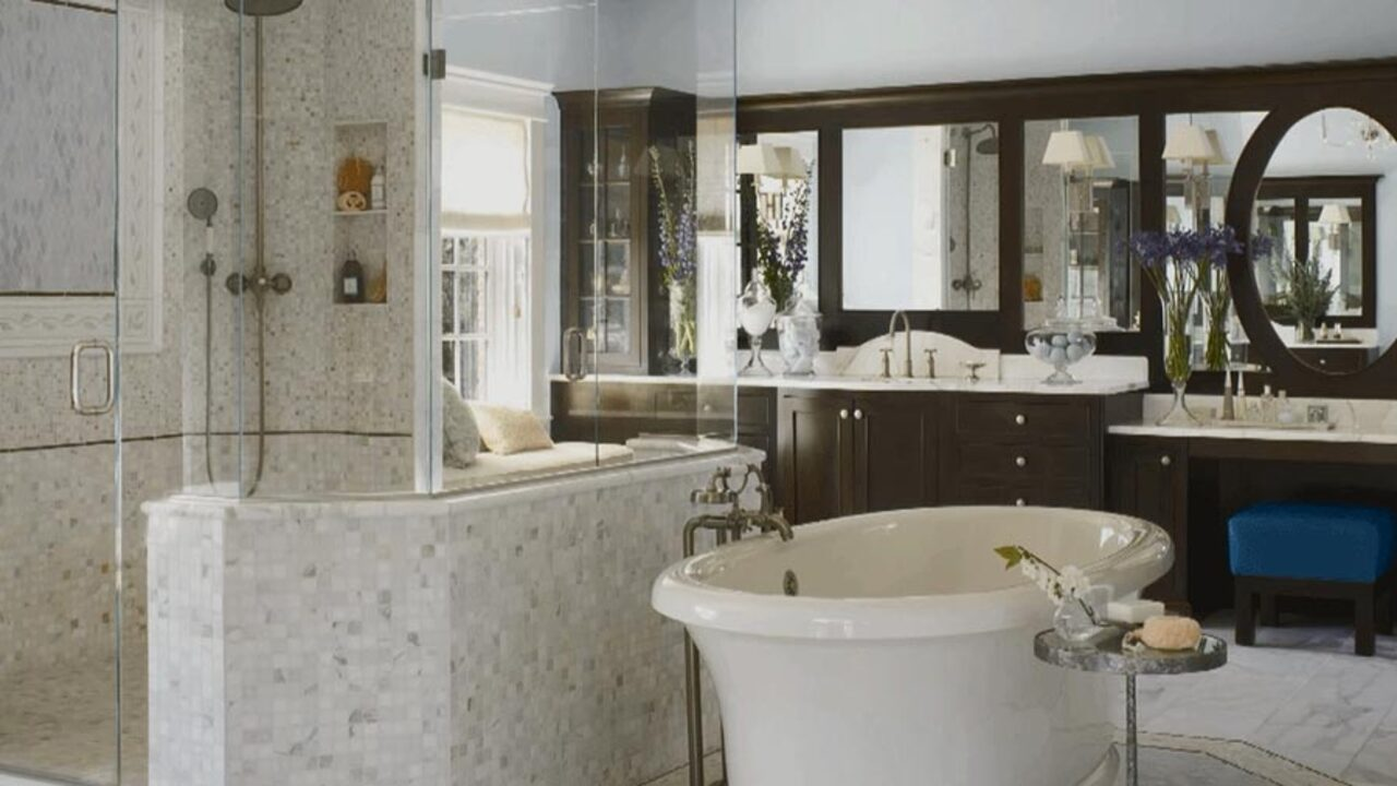 Designer Tips for a Luxe Bath