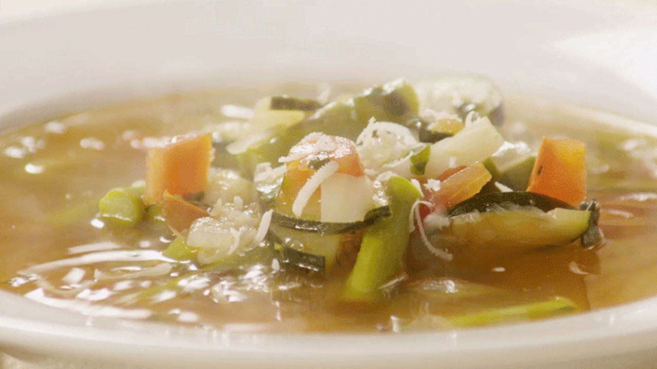 Video: How to Make Spring Vegetable Soup
