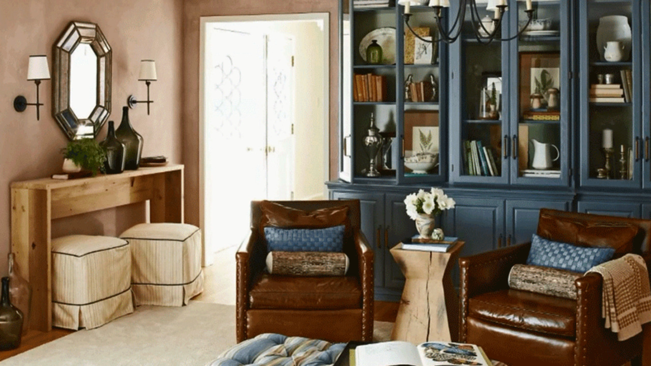 Living Room Furniture Arranging: Small Spaces