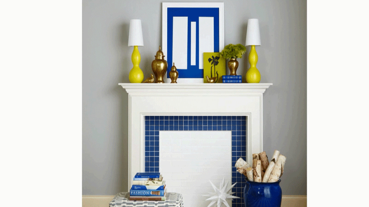 Decorate Your Mantel
