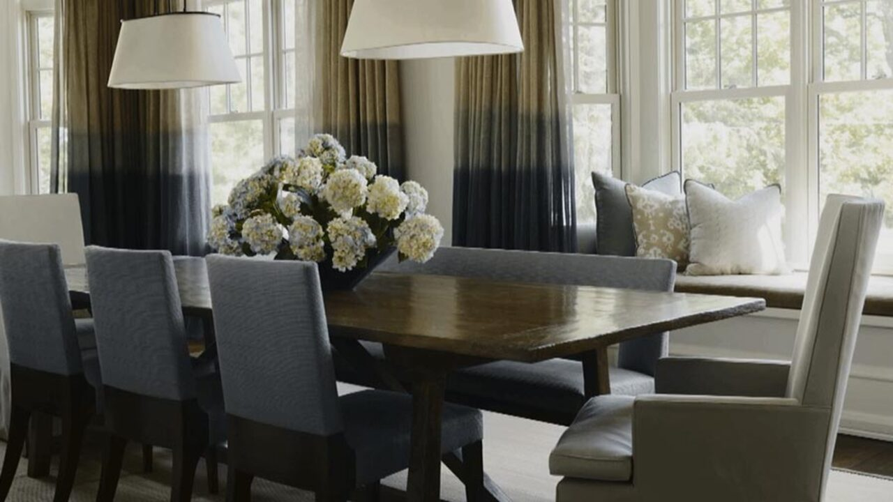 Tips for a Luxe Dining Area