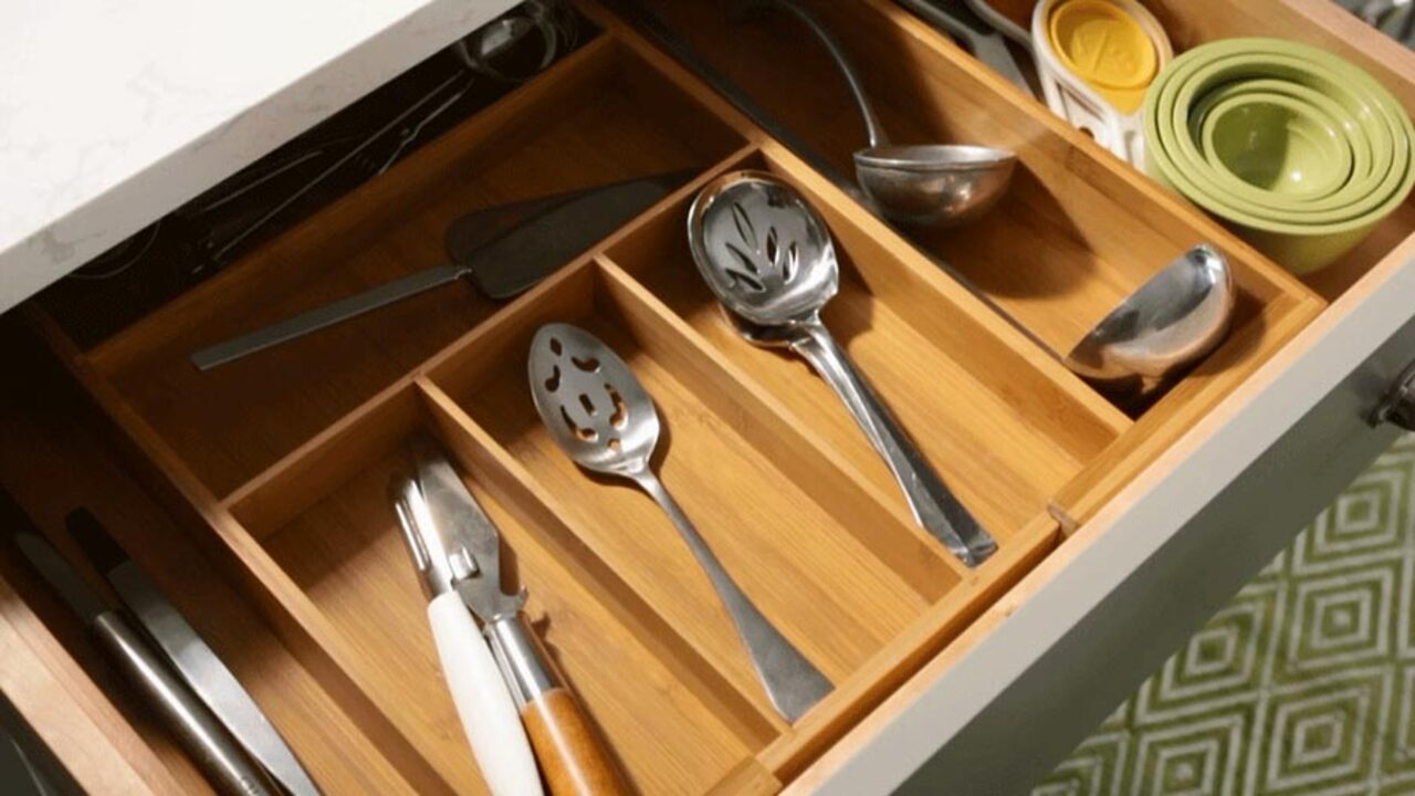 Kitchen Organization Woes, Solved!