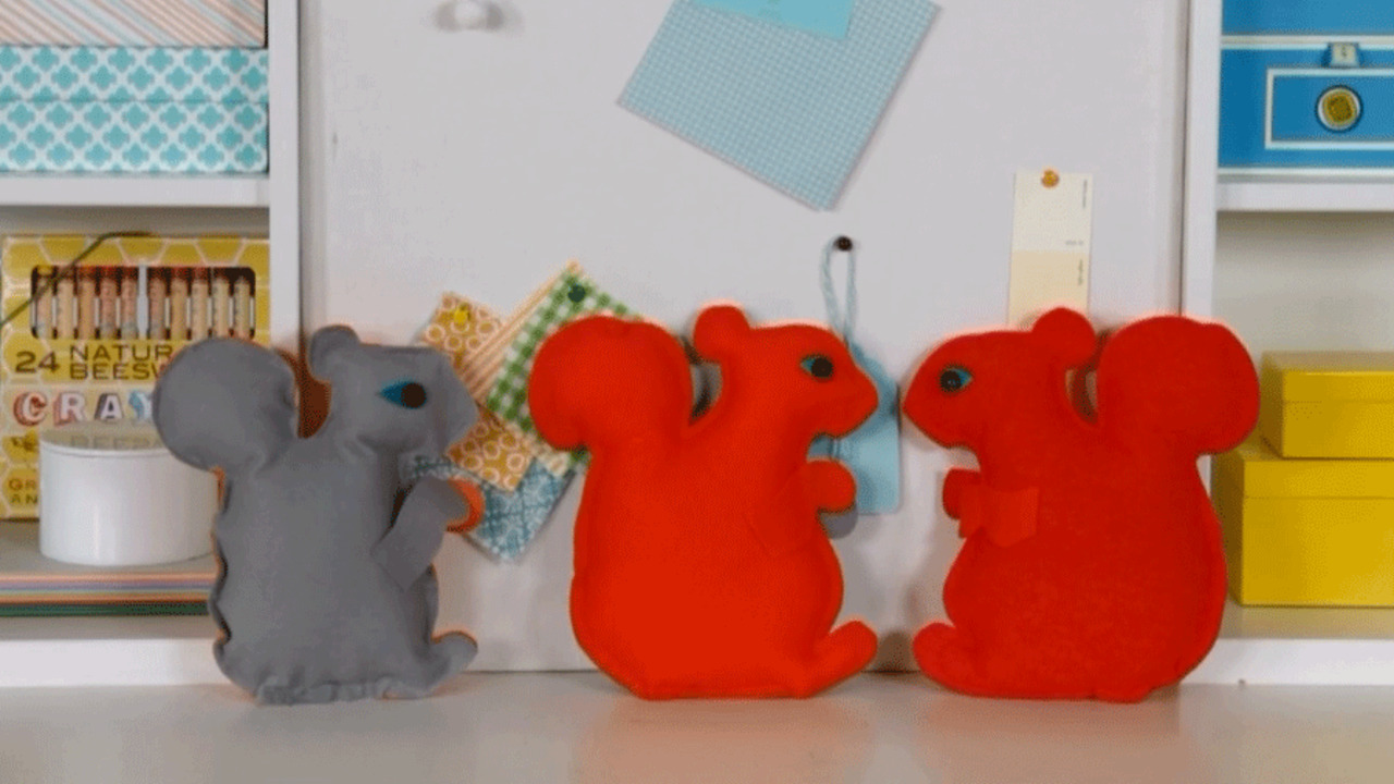 Crafts for Kids: Cozy Critters