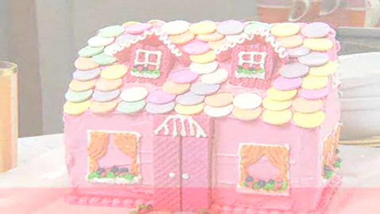 Dollhouse Cake - Part One