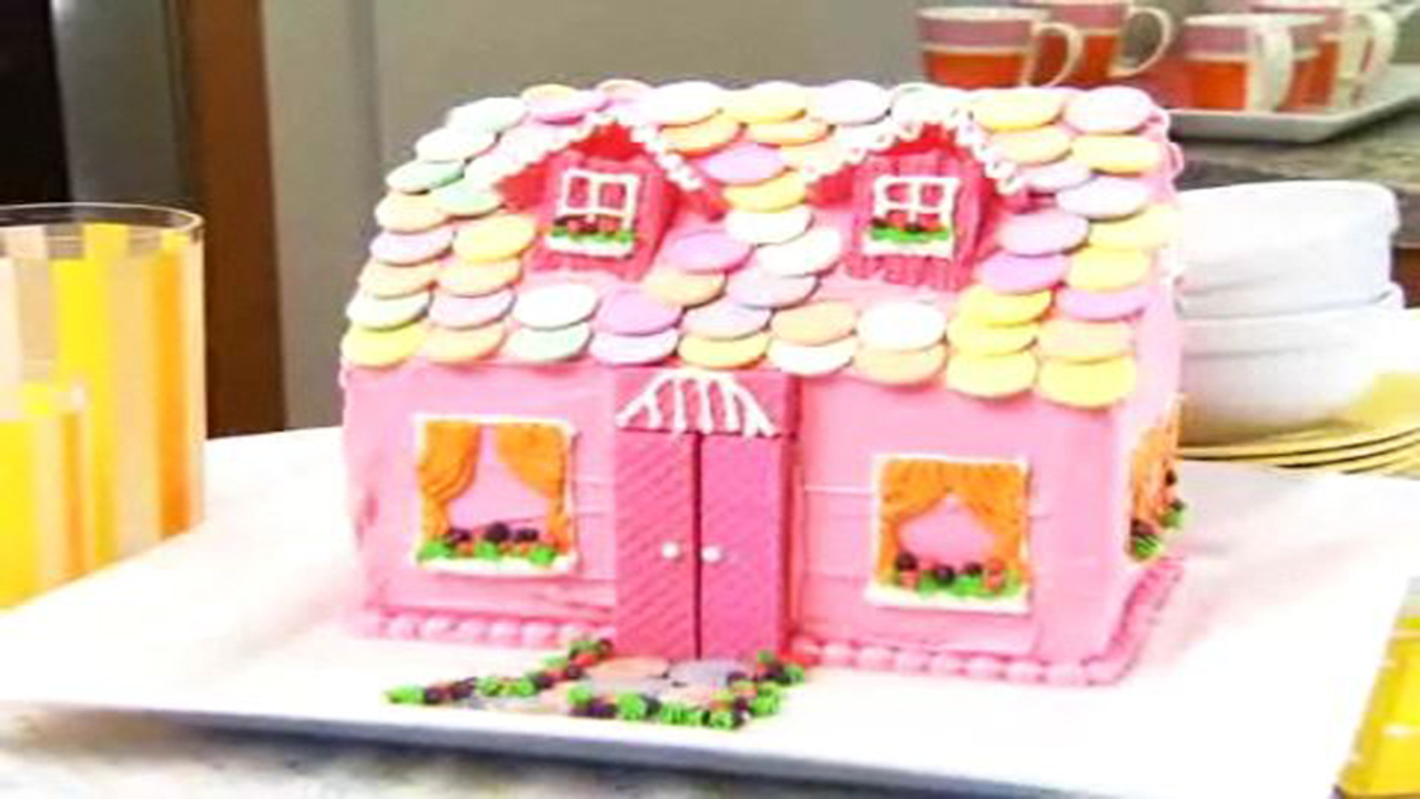 Dollhouse Cake - Part Two