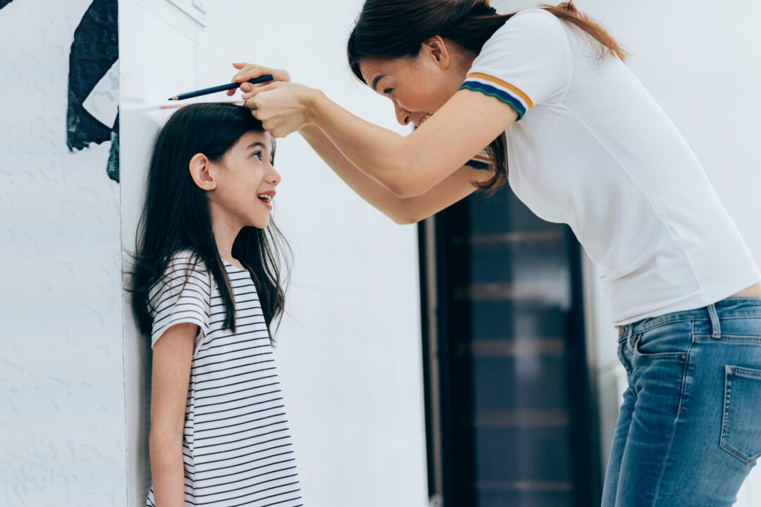 How to Help Kids Feel More Comfortable With Their Height