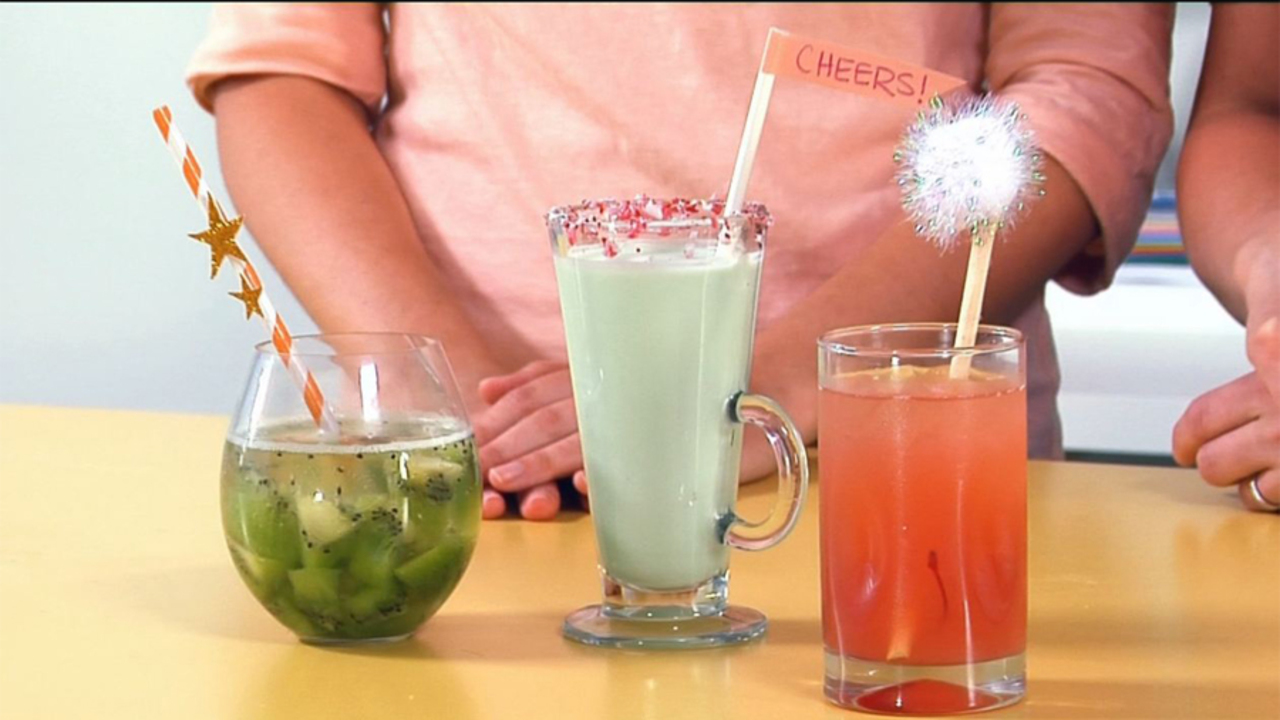 How to Make Mocktails and Stirrers