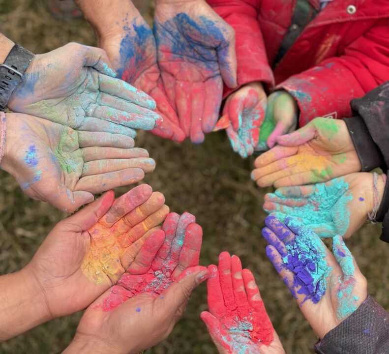 What Is Holi? How to Celebrate the Indian Holiday with Kids