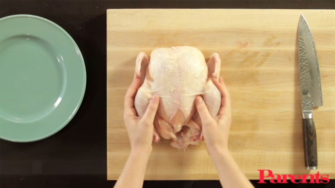 How to Cut Up a Chicken