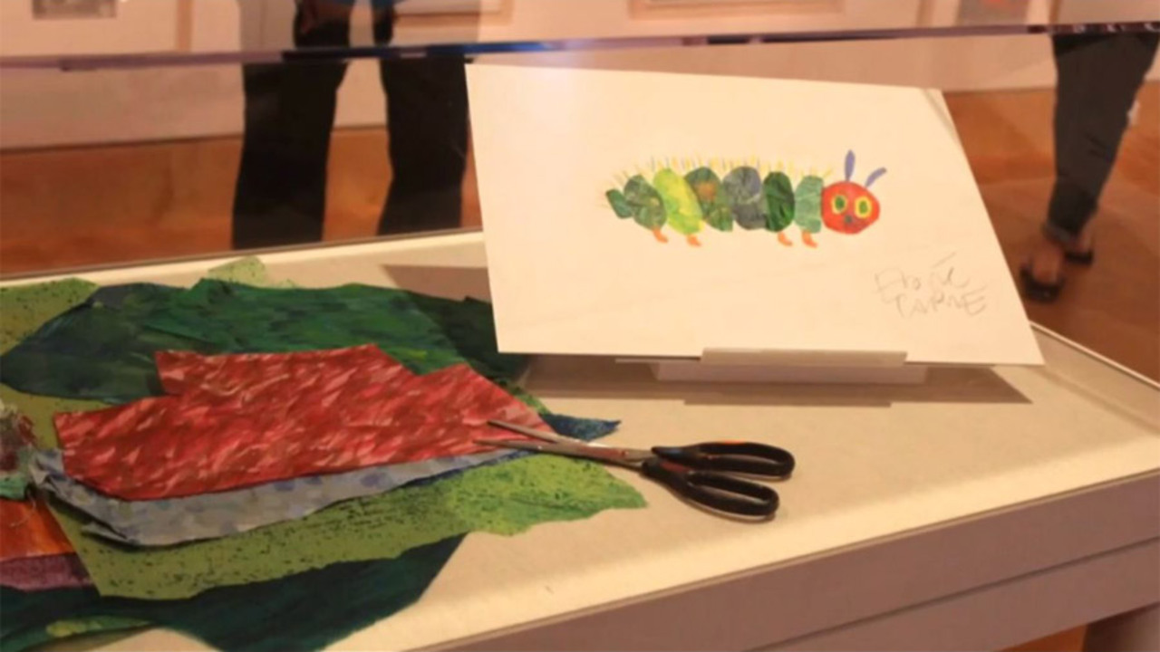 Children's Museums: The Eric Carle Museum of Picture Book Art