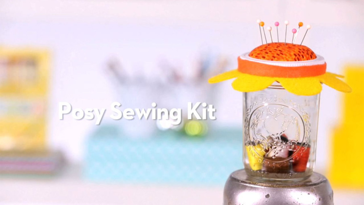 Posy Sewing Kit