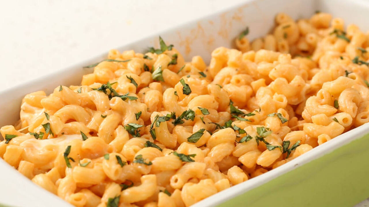 3 Twists on Mac N' Cheese
