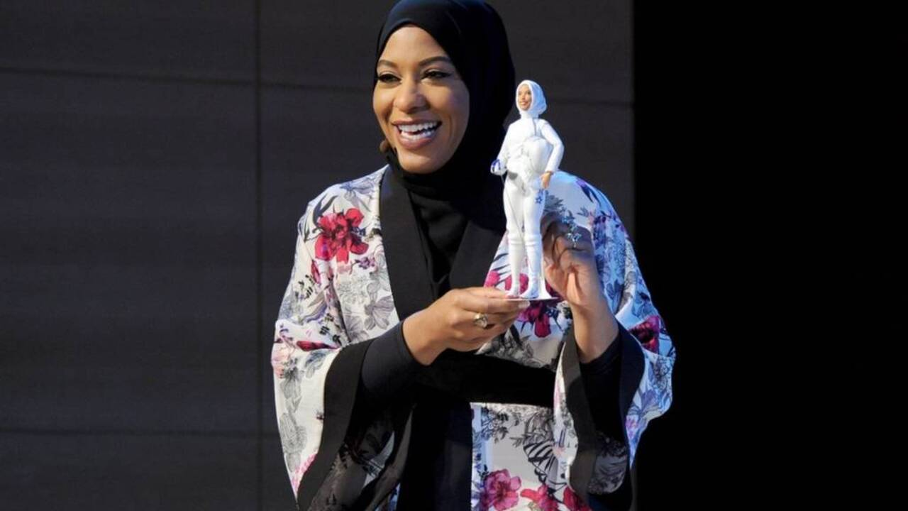 Mattel Unveils Its First-Ever Hijab Wearing Barbie