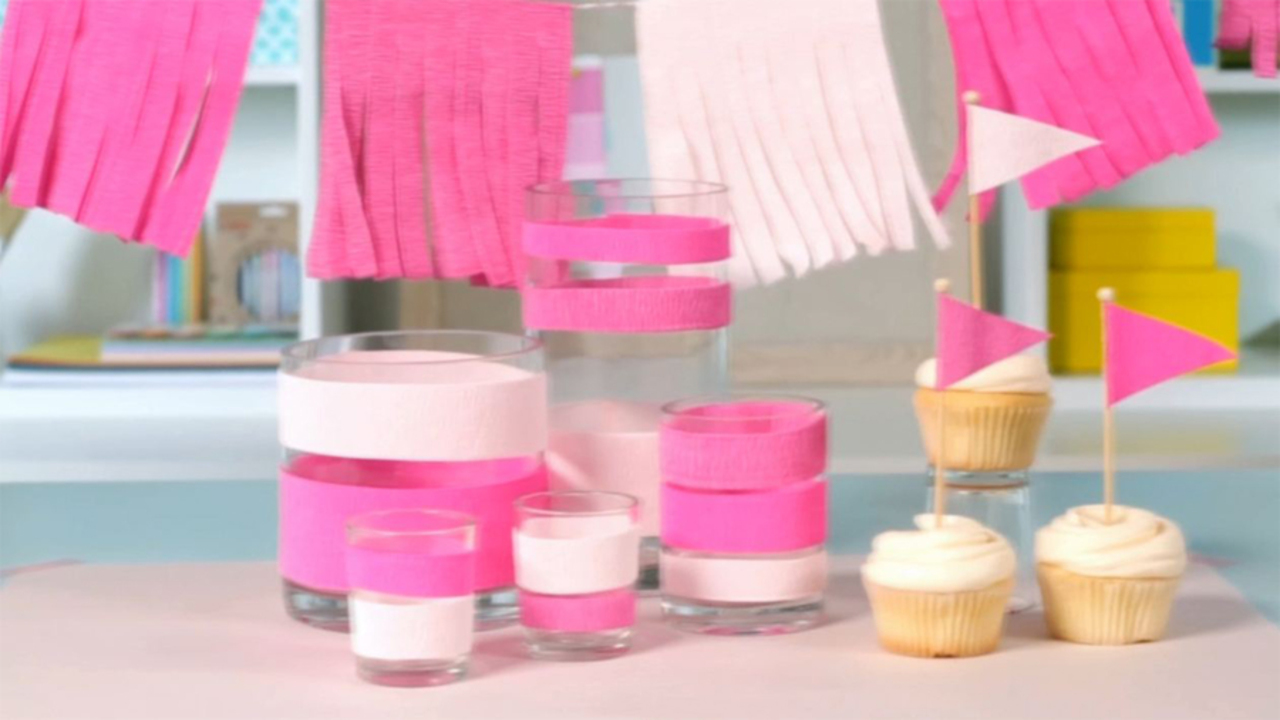 Baby Shower Ideas: How To Make Simple Decorations